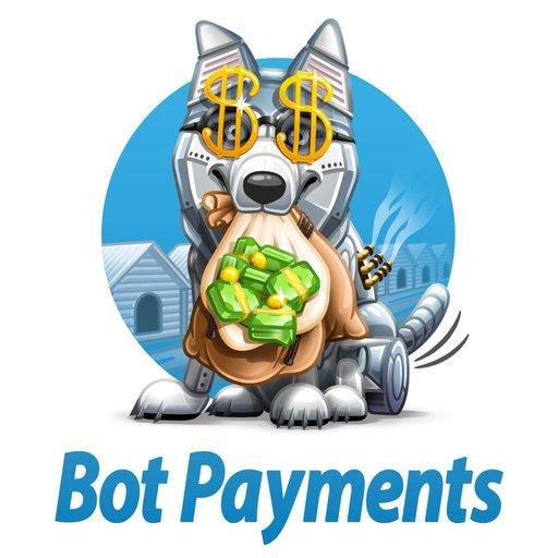 Платежи через PHP Telegram Bot API